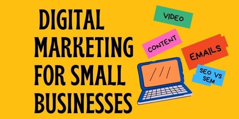 How To Grow Small Business with Help of Digital Marketing?